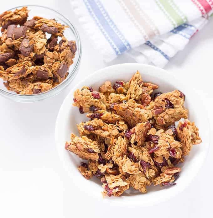 Chunky Granola Recipe